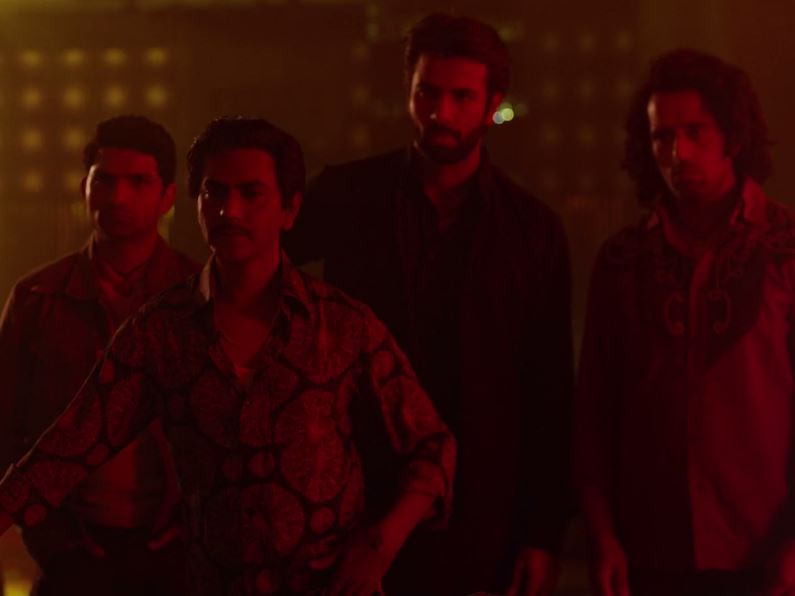 Gang of Ganesh Gaitonde in Sacred Games