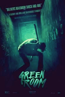 Green Room Best thriler and Horor plot