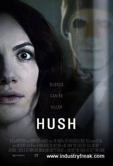 Hush Horror and slasher movie