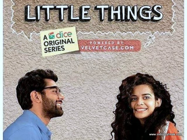 Little things hindi web series