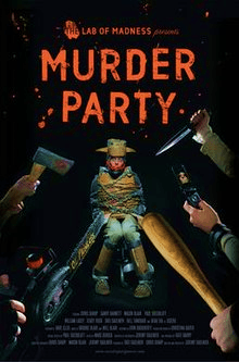 Murder Party Scary Movie on Netflix
