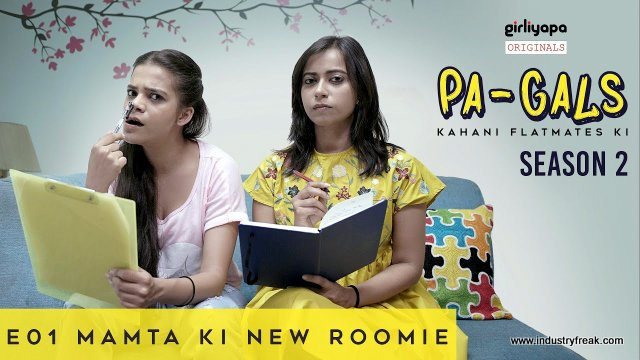 PA Girls hindi youtube webseries