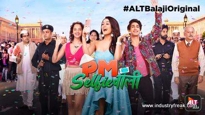 PM Selfiewallie is available on alt balaji.