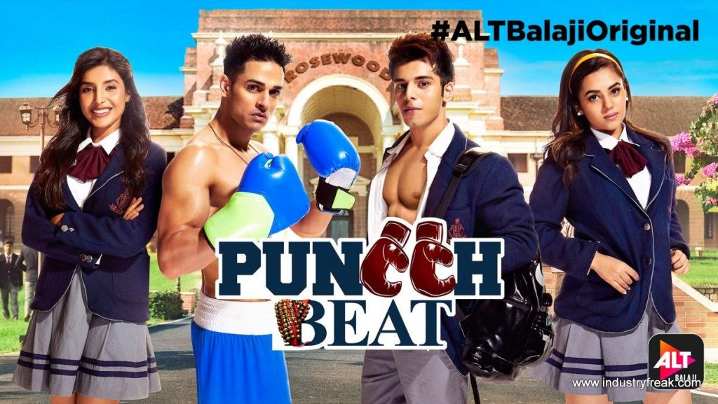Punchh Beat is available on alt balaji.