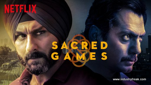 Sacred Games Official Poster