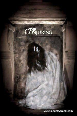 The Conjuring Horror and Thriller Movie on Netflix
