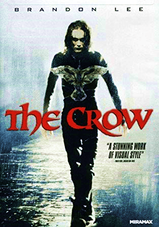 The Crow Best Horror Movie On Netflix
