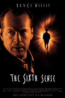 The Sixth Sense Horror and Drama Movie