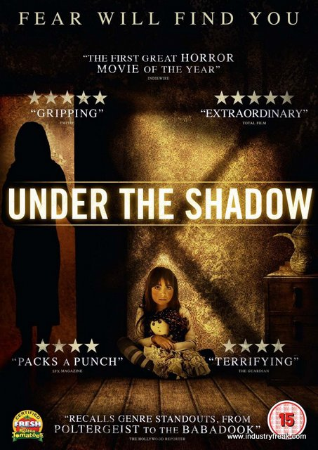 Under The Shadow horror movie