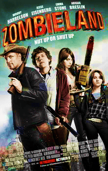 Zombieland Horror Movie On Netflix