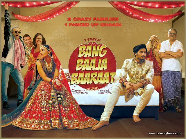 Bang Baaja Baarat Hindi web series