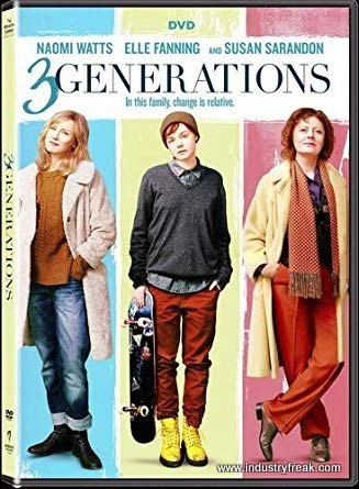 3 Generations listed as the best sad movies on Netflix
