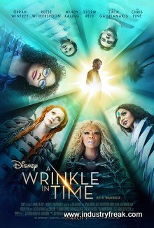 A Wrinkle in time is related to sci-fi and human fantasies