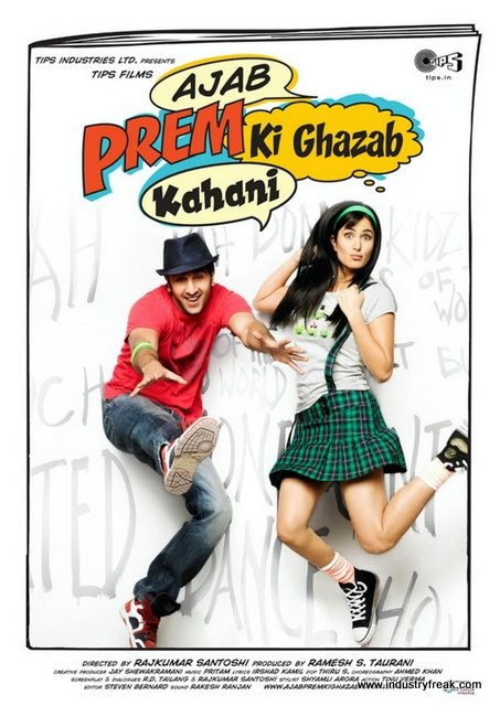 Ajab Prem Ki Gajab Kahani is a comedy, drama and romance movie