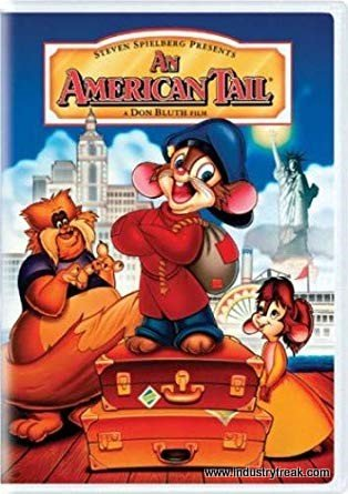 An American Tail is an animated, drama, comedy movie