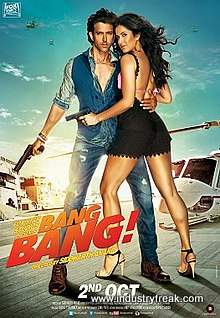Bang Bang tops the list of best action movies of bollywood