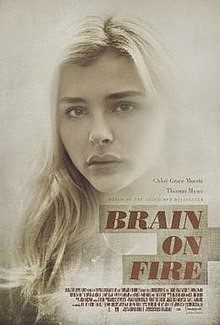 Brain on Fire is a drama, emotional and sad movie