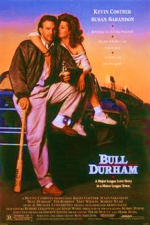 Bull Durham is an American comedy sports related, romantic movie