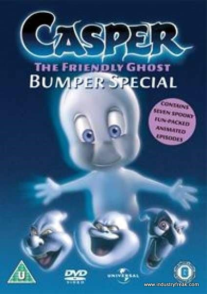 Casper is a movie based on paranormal activities