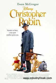 Christopher Robin is a warm, emotional and sad movie