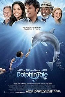 Dolphin Tale is a drama, family, and the best sad movie on Netflix.