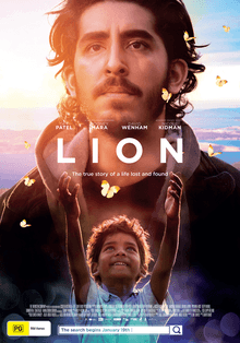 Lion is a biographical drama, suspense, thriller, and kind of sad movie