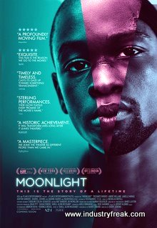 Moonlight is an Oscar-winning movie