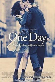 One Day is an emotional and one of the best sad movies on Netflix