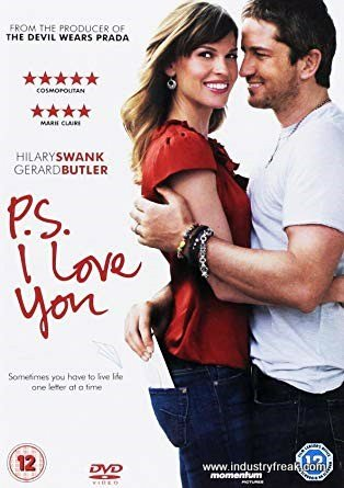 P. S. I Love You is a drama-romantic and one of the best sad movies on Netflix