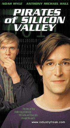 Pirates Of Silicon Valley (1999) is ranked number 2 in the list of top movies for entrepreneurs.