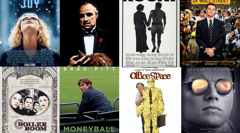 The Top 15 Movies For Entrepreneurs