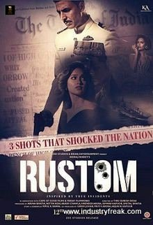 Rustom is a thriller, courage, suspense and romance movie