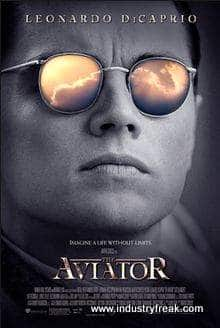 The Aviator is ranked number 15 in the list of top movies for entrepreneurs.