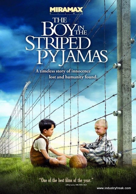 The Boy in The Striped Pyjamas is an adaption, a drama and a sad movie