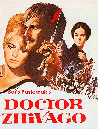 Doctor Zhivago is a drama-comedy and romantic movie