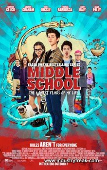 The Middle School is a drama-comedy as well as a sad movie