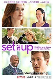 Set it Up is a drama-comedy-romance movie
