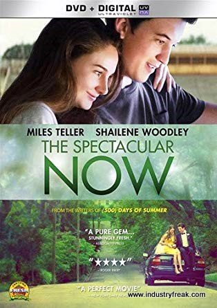 Spectacular Now is a journey-love-romantic movie