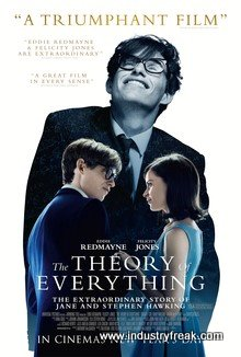 The Theory of Everything is a romantic movie, and the best romantic movie on Netflix