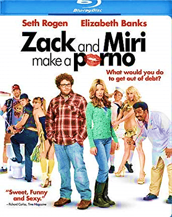 Zack and Miri Make a Porno is a comedy, drama and romance movie