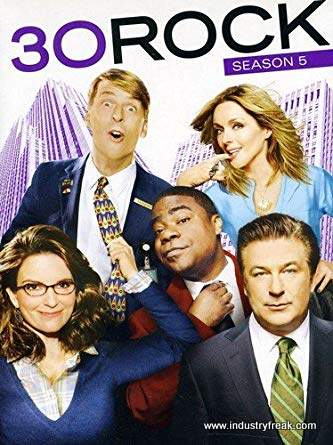 30 Rock ranks at 4 on the list of top hulu original series.