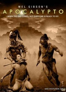 Apocalypto ranks 22nd in the list of top Hollywood action movies.
