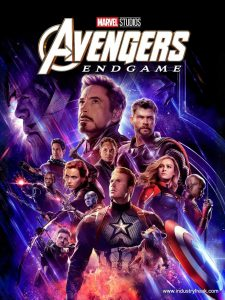 Avengers: Endgame ranks 5th in the list of top Hollywood action movies.