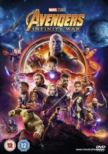 Avengers: Infinity War ranks 28th in the list of top Hollywood action movies.
