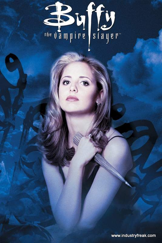Buffy The Vampire Slayer ranks at 7 on the list of top hulu original series.