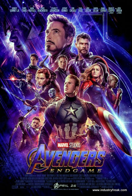 Avengers: Endgame one of the best marvel movies