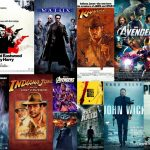 Hollywood Action Movies
