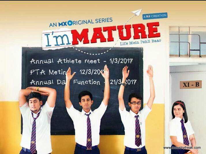 ImMature one of the best Hindi Web Series