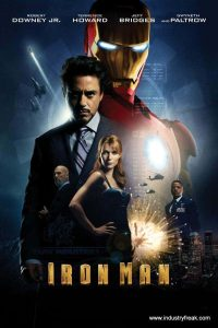 Iron Man ranks 25th in the list of top Hollywood action movies.
