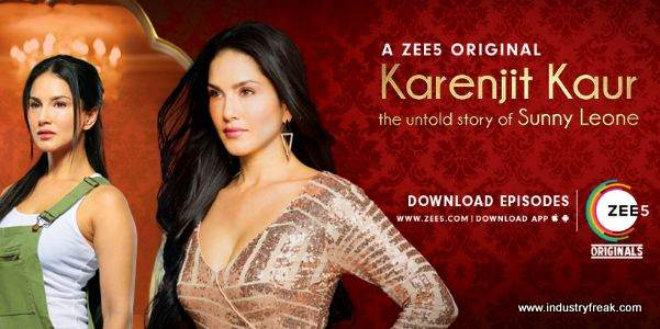 Karenjit Kaur-The Untold Story of Sunny Leone